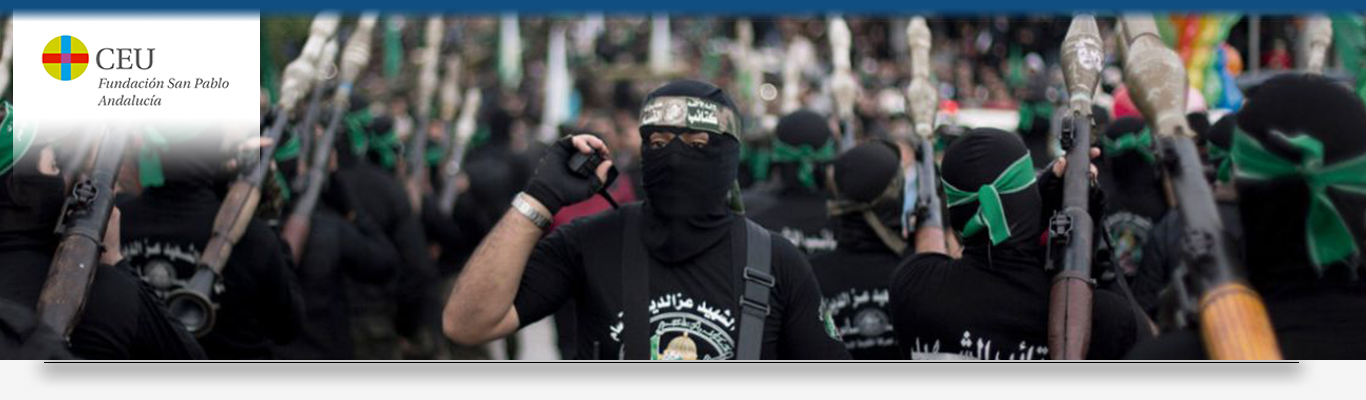 Máster Internacional en Operaciones contra el Terrorismo Yihadista©CISDE