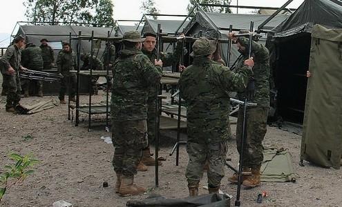 Imagen oficial del Ministerio de Defensa