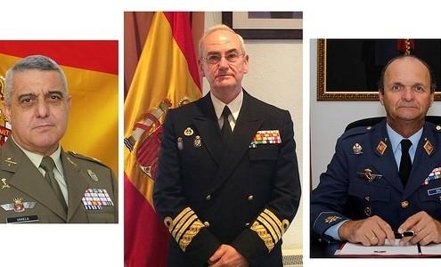 Imagen oficial del M. Defensa