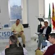 Imagen del pasado fin de semana en CISDE