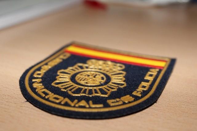 Escudo de la Policía Nacional