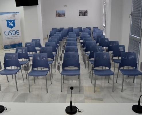 Salón de Conferencias CISDE