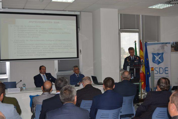 """Conferencia: """"La Reforma del Sector de Seguridad"""""""