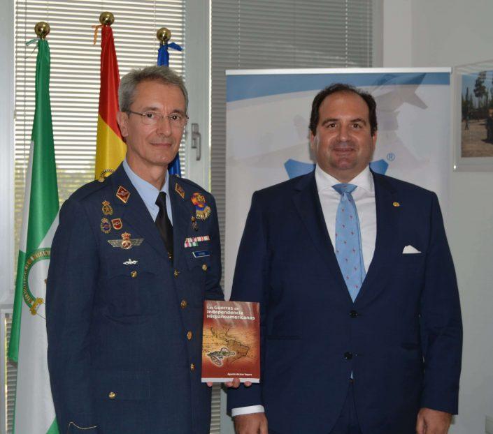 """Conferencia: """"La Reforma del Sector de Seguridad"""" Ilmo. Sr. D. Julio Serrano Carranza y Carlos González de Escalada - Presidente CISDE"""