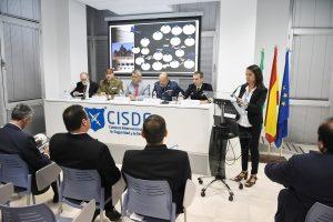 Una imagen del Seminario, conducido por la jefa de Estudios, dña. Mónica Niño.