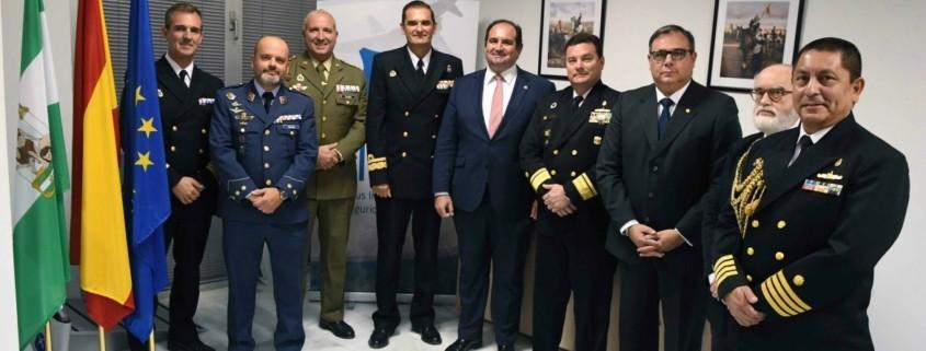 Seminario Homenaje a la Marina de Perú
