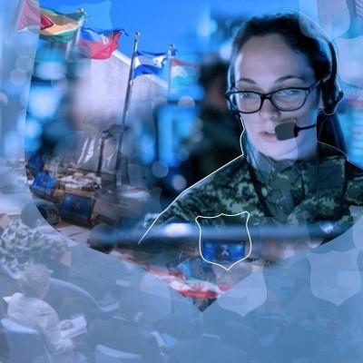Experto en Política y Organizaciones de Seguridad Internacional-CISDE