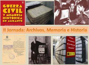 Guerra Civil y Memoria Histórica en Alicante.