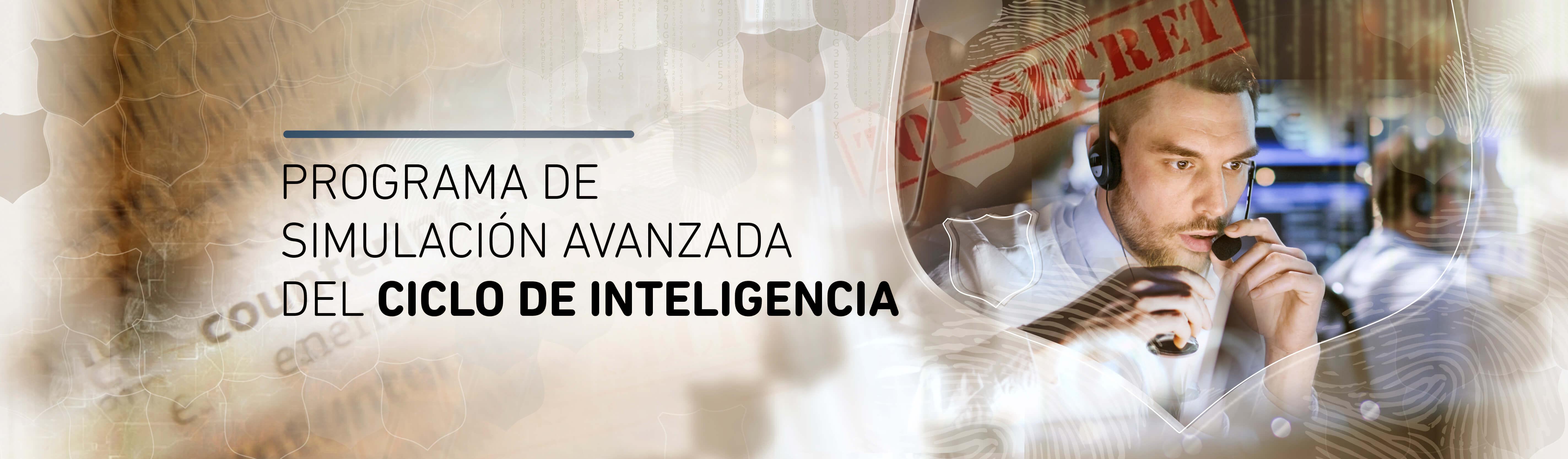 P. Simulación Avanzada Ciclo Inteligencia.-CISDE