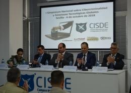 I Simposium Nacional sobre Cibercriminalidad y Amenazas Tecnológicas Globales