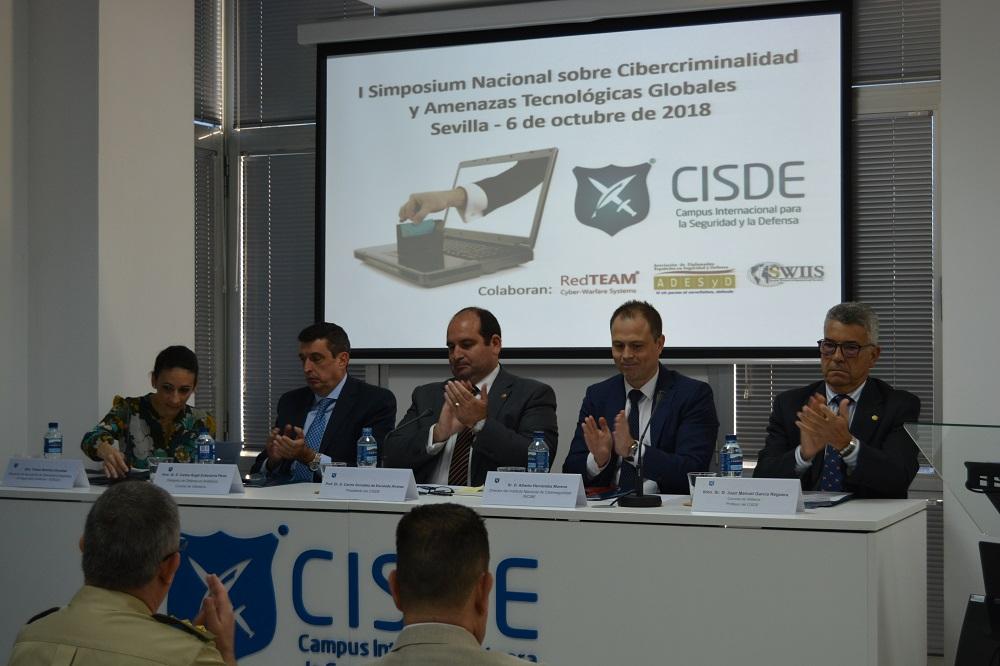 Simposium Nacional sobre Cibercriminalidad y Amenazas Tecnológicas Globales