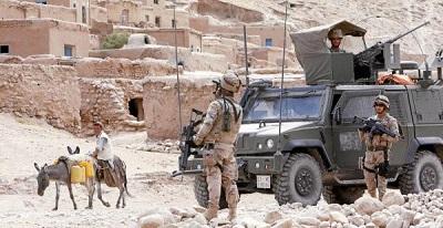 Operaciones FFAA españolas en el extranjero