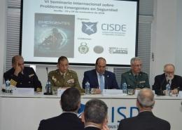 """""""VI Seminario Problemas Emergentes en Seguridad y Defensa"""""""