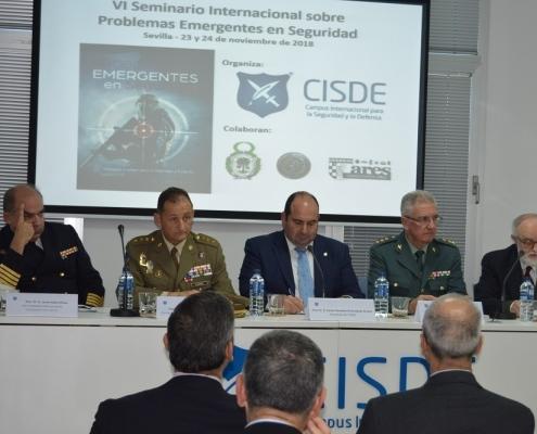 VI Seminario Problemas Emergentes en Seguridad
