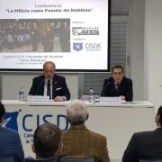 """Conferencia: """"La milicia como fuente de nobleza"""""""