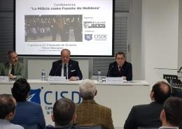 Conferencia: La Milicia como fuente de Nobleza