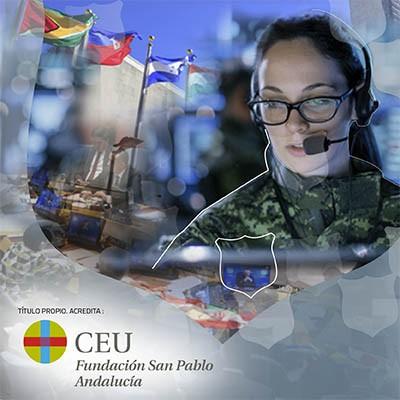 Experto en Políticas y Organizaciones de Seguridad Internacional CEU- CISDE
